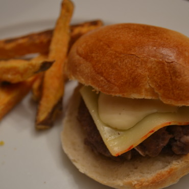 Cheeseburger Slider Recipe