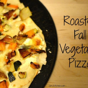 Vegetarian Pizza Recipe